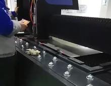 Волоконный лазерный станок  для резки метал