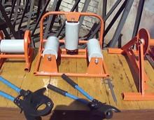 Ролик угловой РКУ-СП (стальная катушка)