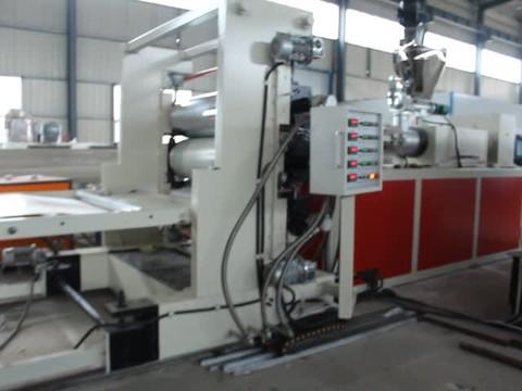 Оборудование по производству плёнки из ПММА