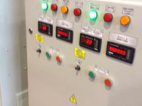 Установка токовой сушки погружных электродвигателей ПЭД