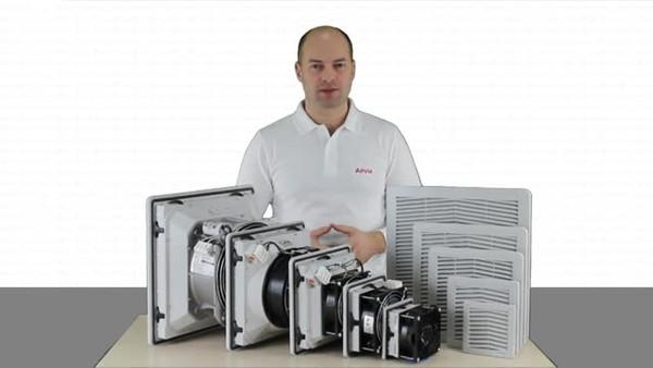 Вентиляторы, решетки фильтрующие FF Арум