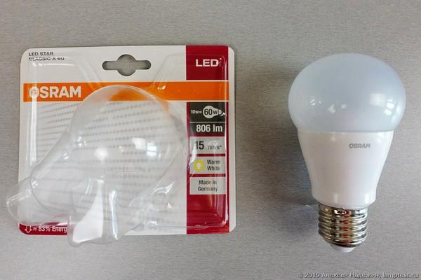 Десять очень разных LED-ламп OSRAM