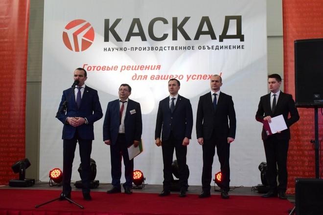 НПО «Каскад» увеличило свои производственные площади на 4,5 тыс. кв.м