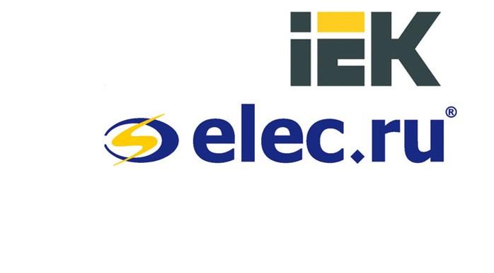 ГК IEK и Elec.ru приглашают на очередной совместный вебинар «Качественное электропитание»
