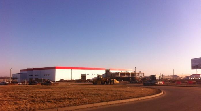 Новый завод АББ в Липецке готов к установке оборудования