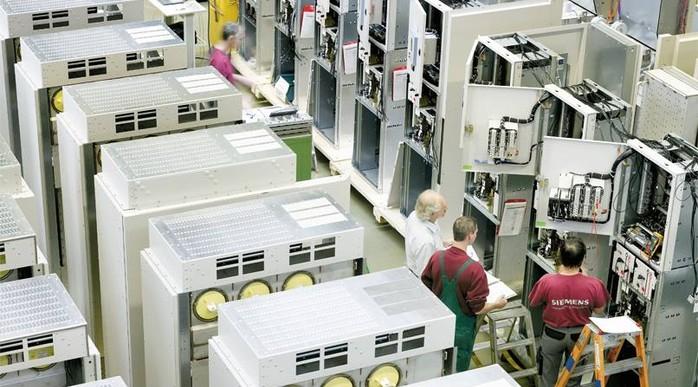 Сборочному производству электротехнического оборудования «Сименс» в Дубне исполнилось пять лет