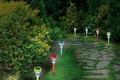 Садовые светильники Uniel на солнечных батареях