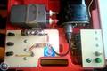 Генератор высоковольтных импульсов для поиска обрыва в линии электропередачи