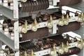 Резисторы и блоки резисторов для управления электроприводом кранов