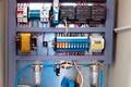 Автоматизация работы адсорбционного генератора азота на базе Unitronics