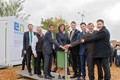 Энергоаккумулирующая система для солнечной и ветровой энергии VARTA Storage GmbH