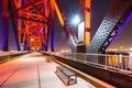 Мост «Большой четверки» в Луисвилле заиграл миллионами цветов благодаря Philips