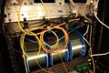 Очистка пассивного оптоволоконного оборудования и соединений оптических сетей