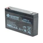 BB Battery  HR9-6 (6В,8Ач / 6V, 8Ah)