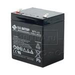 BB Battery  BP5-12 (12В,5Ач / 12V, 5Ah)