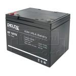 DELTA DT 1275 (12 В, 75 Ач / 12V, 75Ah)