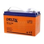 DELTA HRL 12-100 (12 В, 100 Ач / 12V, 100Ah)