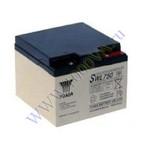 Yuasa SWL750 (12В,25Ач / 12V, 25Ah)