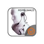 Аудиогарнитуры Motorola MDPMLN4425