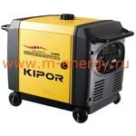 KIPOR IG6000 бензогенератор инверторный