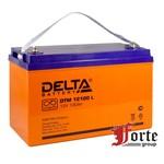 Аккумулятор для ибп (ups) Delta DTM 12100 L