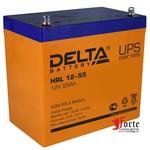 Аккумулятор для  ИБП Delta HRL 12-55