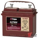 Тяговые аккумуляторы Trojan 24TMX
