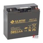 Аккумулятор для ИБП (UPS) BB Battery BPS17-12