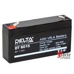 Аккумулятор для ККМ (кассовых аппаратов) и ОПС Delta DT 6015