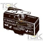 Концевой выключатель OMRON Z-15GW21