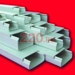 ЕСО 20Х12,5 Миниканал 20x12,5 мм (2 метра)