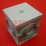 PCC30 Коробки для труб 300х300