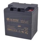 BB Battery BPS28-12D (12В,28Ач / 12V, 28Ah)