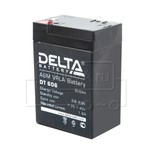 DELTA DT 606 (6 В, 6 Ач / 6V, 6Ah)