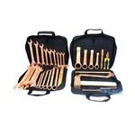 Комплект искробезопасных инструментов КИБО (33 предмета)