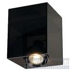 117221 SLV ACRYLBOX GU10 SINGLE светильник  накл. GU10 50Вт макс., черный