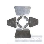 156822 SLV SFL PAR36, шторки для светильника, хром