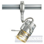 184492 SLV EASYTEC II, LIMA светильник GU10 50Вт макс., серебристый/стекло прозрачное