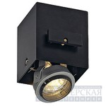 115434 SLV AIXLIGHT PRO 50, MR16 MODULE MOVE светильник MR16 50Вт макс., серебристый