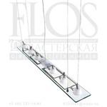 Flos LASTRA 6 EUR F3361000 стекло