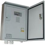 Щитки учета электроэнергии ЩУЭР 1/3-У1 (опора) IP54 без сч. электроэнергии