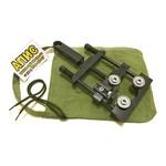 СРКБ-12 ™АПИС Стойка кабельная для размотки кабельных барабанов   - грузоподъёмность барабана 1000 кг.  - тип кабельного барабана до № 12.