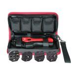 CTB серия: Пресс-клещи CTB-06 (™КВТ)   - коннекторы: НШВИ(2) сечением: 2x0,5-2x6,0 мм/кв.