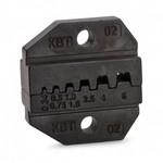 Пресс гидравлический ручной ПГР-120 (™КВТ)   - опрессовка наконечников сечением: Cu 10-120 мм/кв. Al 10-120 мм/кв.