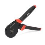 Пресс гидравлический помповый ПГП-300А (™КВТ)   - опрессовка наконечников сечением: Cu 10-300 мм/кв. Al 10-300 мм/кв.