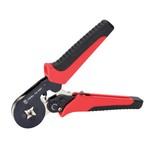 Пресс гидравлический ручной ПГРс-70АМ (™КВТ)   - опрессовка наконечников сечением: Cu 4-70 мм/кв. Al 10-70 мм/кв.  Механизм автоматического сброса давления (АСД)
