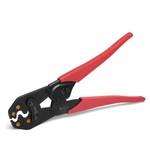 НСТ-40 Ножницы секторные (™КВТ) для резки:    – провода АС, АСК, СИП-3 до 40 мм.  – стальные канаты : 1х7 - до 10 мм. 1х19/1х37 - до 14 мм.  – кабели с проволочной броней до 14 мм. – прутки из низкоуглеродистой стали до 14 мм.