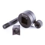 Аккумуляторные электрогидравлические ножницы НЭГА-45 ™SHTOK арт. 01202  - для резки алюминиевого и медного кабеля диаметром до 45 мм.