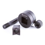 Пресс гидравлический ПРГ-400С РОСТ - опрессовка кабельных наконечников сеч. 50-400 мм/кв. - имеет Клапан ограничения давления, С-образную рабочую головку