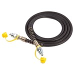 Устройство для протяжки кабеля мини УЗК - 3.5/20 в бухте   - диаметр прутка 3.5 мм / длина 20 м / стеклоплаcтик